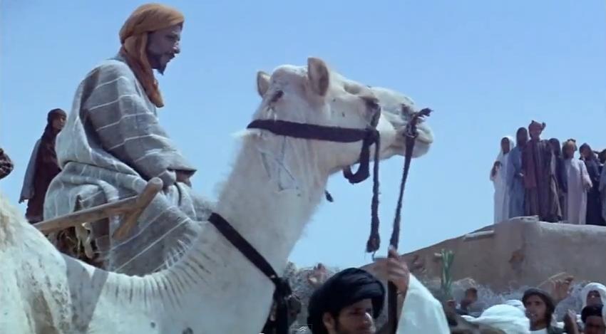 Comment raconter les origines de l'islam en respectant (à peu près) les interdits de représentations figuratives ?