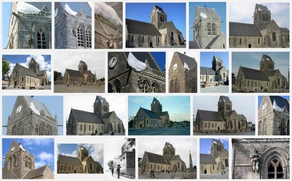 La fabrication de la renommée d'une ville – Sainte-Mère-Église
