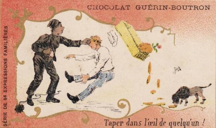 chocolat artistique vêtement
