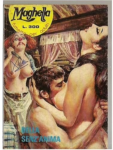 Maghella # 95 - Bella Senz'anima, 1975